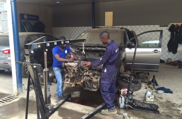 Complete Transmission Repair